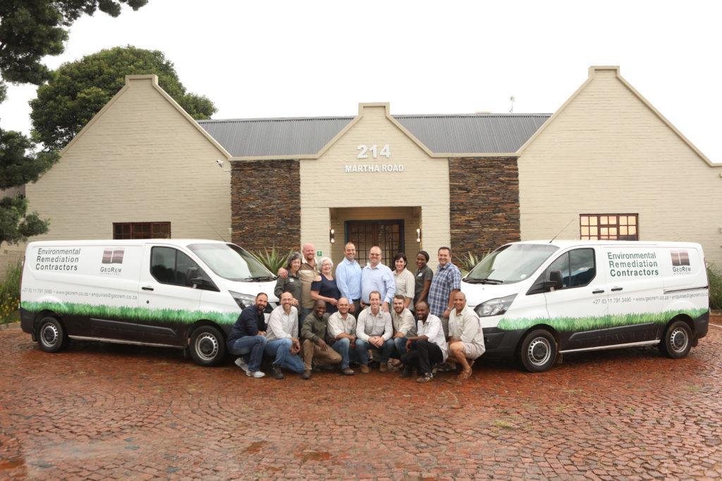 Geodetect Team